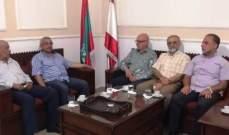 أسامة سعد وحزب التحرير أكدا على الحقوق المشروعة للاجئين الفلسطينيين