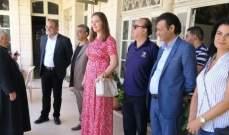 سفيرة الدانمارك: نقدم مساعدات سنوية للمجتمع اللبناني المضيف للنازحين