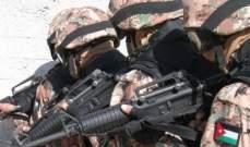 جيش الأردن يعلن عن نشر قوات نوعية بمساندة جوية على الحدود مع سوريا والعراق