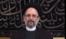 فضل الله تلقى برقيات تهنئة بالعيد من الحريري وعلاوي وشهرياري وفيروزنيا