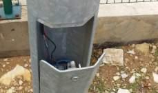 مياه بيروت وجبل لبنان: تعرض منشآت سد القيسماني للسرقة