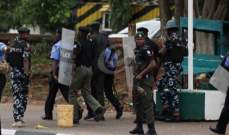 سبعة قتلى على الأقل في المواجهات بين متظاهرين شيعة والشرطة في نيجيريا