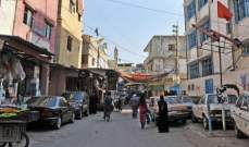 خطة لبنانية–فلسطينية لتأمين 300 الف لقاح لابناء المخيمات ودعوات شعبيةلرحيل كوردوني