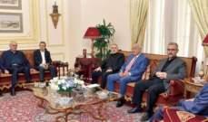 بري: لقاء المصالحة بين حزب الله والتقدمي كان مريحاً وحقق المراد منه
