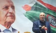 هيثم جمعة دعا لإعطاء الحكومة الفرصة للعمل: القدس ليست ملكا لأحد ليبيعها