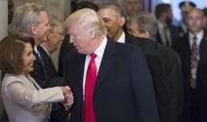 ترامب منتقدًا بيلوسي: صلوا لأجلها فهي مريضة جدا