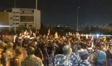 مجموعات الحراك المدني: رامي عليق لا يمثل المتظاهرين