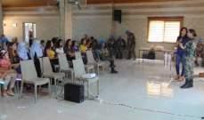 الكتيبة الهندية تقوم بحملة توعية عن الإسعافات الأولية