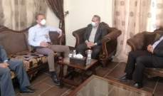 خضر: باشرنا باتخاذ الإجراءات لعزل قرية الحلانية بعد تسجيل 49 إصابة بكورونا فيها