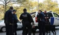 عشرة جرحى في إطلاق نار في نيو اورلينز في الولايات المتحدة