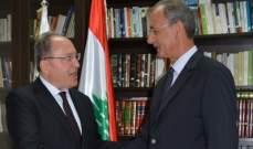 تسليم وتسلم في الجامعة اللبنانية الثقافية في العالم
