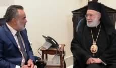 ترزيان أطلع عوده على موضوع التهرب الجمركي والمعابر غير الشرعية