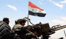 النشرة: مقتل طاقم المروحية السورية التي سقطت بريف حلب بعد استهدافها من قبل قوات تركية