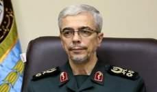 باقري: الجهات الفاعلة الإقليمية لا تطيق العلاقات الودية بين إيران وأذربيجان