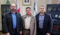إنتخاب رئيس اتحاد بلديات جبل الشيخ رئيسا لبلدية راشيا بالتزكية