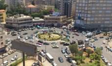 جريحان وتضرر سيارات نتيجة إلقاء قنبلة على أحد الأكشاك في طرابلس