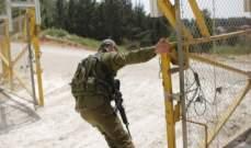 الجيش الاسرائيلي وضع كاميرات تجسس جديدة على الأبراج فوق الجدار الإسمنتي مقابل العديسة وكفركلا