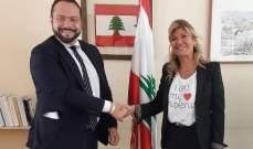 نائب رئيس البرلمان الأوروبي عزّى بضحايا انفجار المرفأ: دعم إيطاليا للبنان مستمر