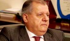 طلال الدويهي: عدم الاستقرار السياسي اضر بالاقتصاد الوطني