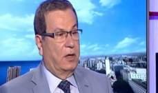 نقولا تمنى على وزير الاقتصاد إصدار تعميم يجبر المصارف على قبول توطين  الخليوي بالليرة