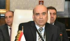 وهبة: الدافع وراء تشكيل الحكومة يجب أن يكون الوضع اللبناني لا زيارة ماكرون