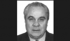 وفاة النائب السابق سايد عقل عن عمر 89 عاماً