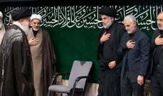 مقتدى الصدر يلتقي خامنئي وسليماني في إيران