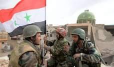 سانا: الجيش السوري يسيطر على 3 بلدات في إدلب بعد معارك عنيفة
