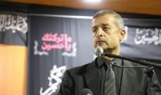 قبيسي: العقوبات التي تفرض على لبنان هي حصار اقتصادي لمشروع المقاومة
