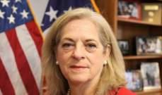 سفيرة أميركا بالكويت: تصرفات إيران تغذي عدم الاستقرار في المنطقة