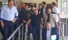 باسيل يصل الى طرابلس من ضمن جولة يقوم بها الى عكار وزغرتا