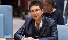 مساعدة الأمين العام الأممي للشؤون الإنسانية: نحن بحاجة ماسة للتهدئة باليمن