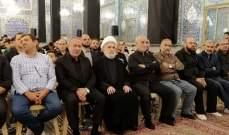 قاسم: الاعتداءات على لبنان أصبحت مردوعة ولم تعد مضمونة
