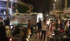 وصول وفد من استخبارات الجيش والشرطة العسكرية إلى الضاحية لمعاينة موقع سقوط الطائرتين