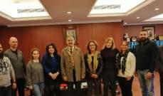 """الجامعة اللبنانية تحتل المرتبة الثالثة في لبنان بحسب مؤشرات """"WeboMetrics"""""""