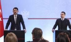 وزير تركي: سنبدأ ببناء 500 وحدة سكنية لضحايا الزلزال بألبانيا نهاية الشهر الحالي