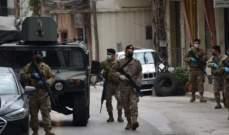 العملية الأمنية مستمرة في وادي خالد بمؤازرة من الجيش ووصول تعزيزات إضافية إلى المنطقة