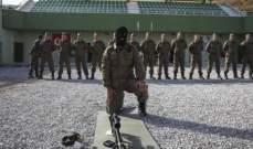 القوات التركية تعتقل مسلحين اثنين من قوات سوريا الديمقراطية