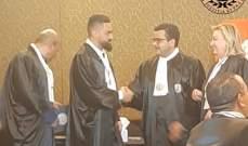 بلال شمص قاضياً في المحكمة الدولية لتسوية المنازعات في لندن