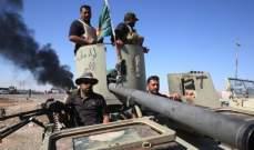 الجيش العراقي يقتل 5 إرهابيين حاولوا التسلل عبر الحدود السورية