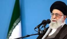 خامنئي: جاهزون لاي حرب وأي طائرة تنتهك أجواء ايران لن تعود إلى قواعدها