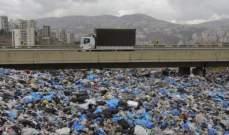 مصادر جريصاتي للشرق الأوسط: معالجة أزمة النفايات تحتاج إلى وقت طويل