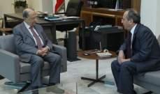 الرئيس عون أجرى مع السيد جولة أفق تناولت الأوضاع العامة والمستجدات السياسية