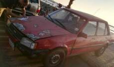 النشرة: ضبط مخالفات سيارات بمحيط الملعب البلدي في مدينة صيدا