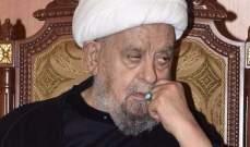 عبد الأمير قبلان: ورشة العمل في البحرين تمهد لبيع فلسطين بارخص الاثمان