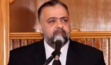 وزير الأوقاف السوري: الشعب السوري بكل فئاته وقطاعاته حارب الإرهاب