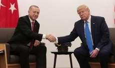 اردوغان: ثقتي كبيرة في استمرار التعاون بين تركيا وأميركا بالمرحلة المقبلة