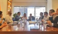 صحناوي: الإرادة موجودة لدى وزارتي الطاقة والبيئة لحل مشكلة الروائح في بيروت