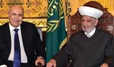 مخزومي من دار الفتوى: الدعوة لإجراء انتخابات المجلس الشرعي خطوة جيدة