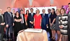 فوشيه: التعاون الفرنسي - اللبناني سيتطور ويشمل نواحي عدة